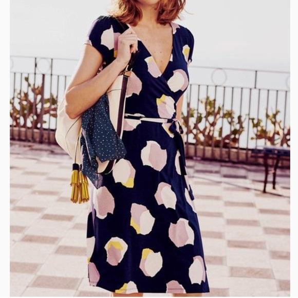Boden Dresses   Skirts - Boden Summer Wrap Dress 055691606